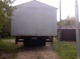 Перевозка металлических гаражей