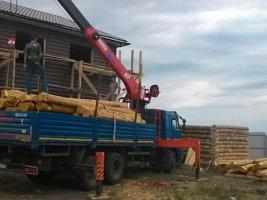 перевозка леса Москва