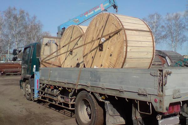 Фото перевозки бухты