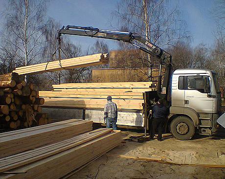строительные перевозки